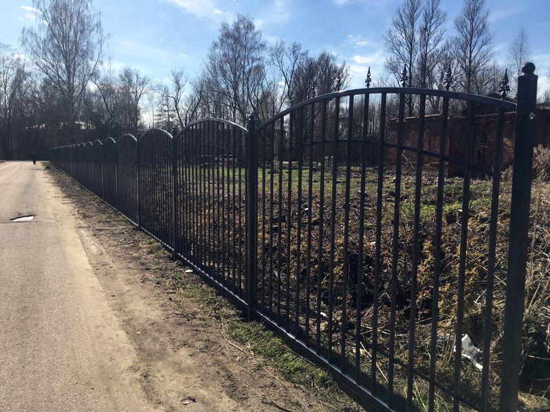 Сварной Забор в СПб